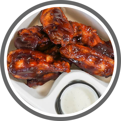Spicy Slices - Sous Vide Wings