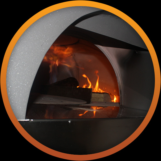 Spicy Slices: Our Oven